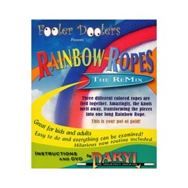 Rainbow Ropes (Dvd inclus)