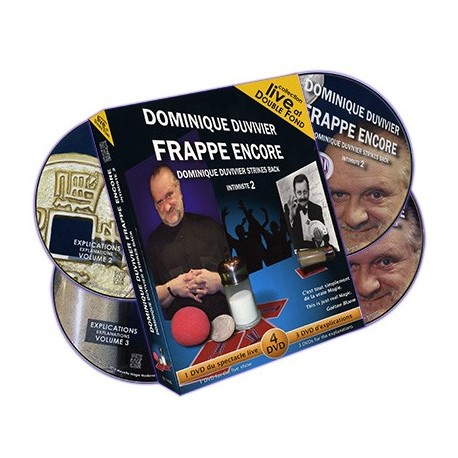 Dvd Intimiste Vol. 2 (4 DVD)