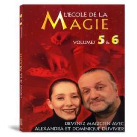 DVD École de la magie Vol. 5 et 6