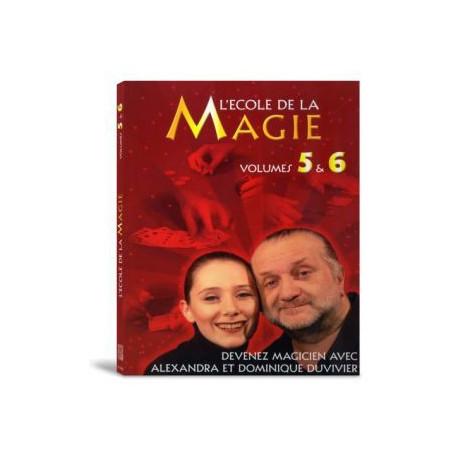 Dvd Ecole de la magie Vol. 5 et 6