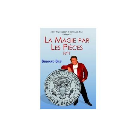 Dvd La magie par les pièces V.1