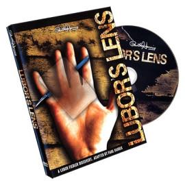 DVD Lubors Lens (Gimmick inclus)