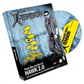 Dvd X-tension (Gimmick inclus)