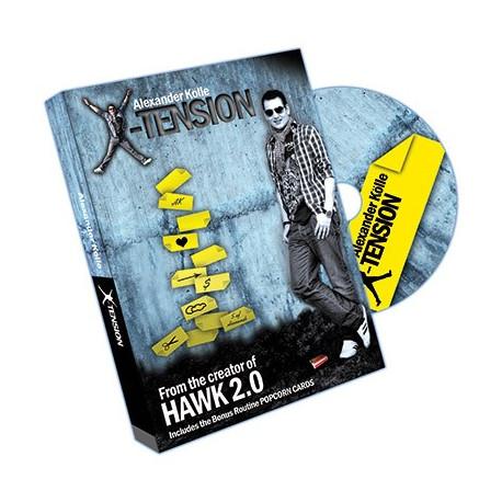 Dvd X-tension (Gimmick inclus)