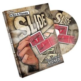DVD Slide (Gimmick inclus)