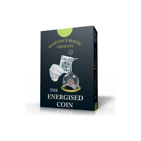 Energised coin