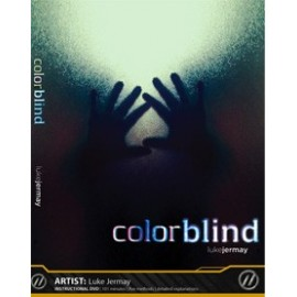 Colorblind (Gimmick + Dvd)