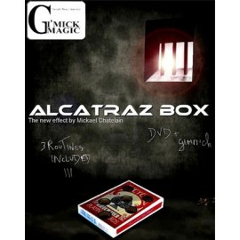 Alcatraz Box (Dvd inclus)