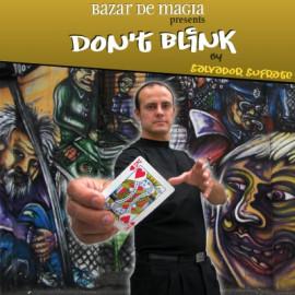 Don't Blink (Gimmick + Dvd)