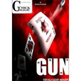 Gun (Gimmicks + dvd)