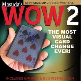 Wow 2 (Gimmick + Dvd)
