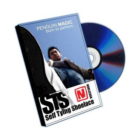 Self Tying Shoelace (Dvd inclus)