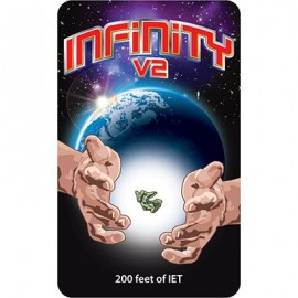 Infinity V2 - Fil élastique invisible