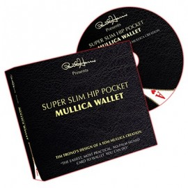 Super Slim Hip Pocket Mullica (Avec dvd)
