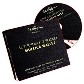 Super Slim Hip Pocket Mullica (Avec dvd)