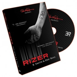 Rizer (Gimmick + dvd)