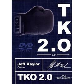 TKO 2.0 (Gimmick + Dvd)
