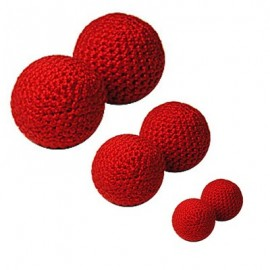 Balles crochetées