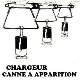 Chargeur de canne