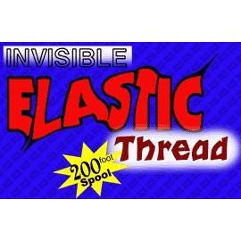Fil élastique invisible