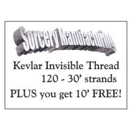 Fil invisible en Kevlar