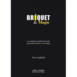 Livre Briquet et Magie