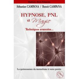 Livre Hypnose, PNL et Magie Vol.2