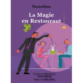 Livre La Magie en Restaurant