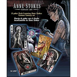 Bicycle Anne Stokes (Collection)