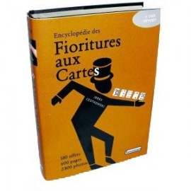 Livre Encyclopédie des fioritures aux cartes