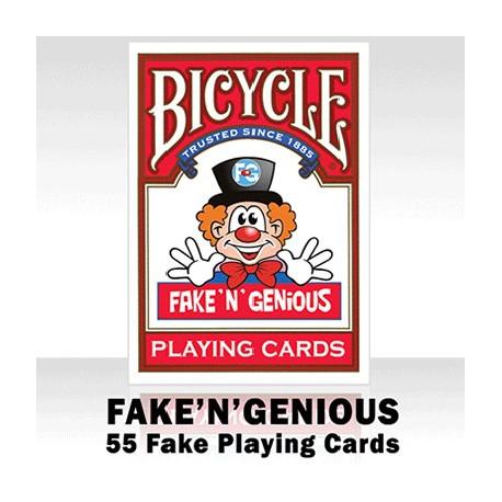 Jeu Fake 'N' Genious
