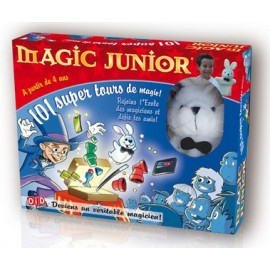 Coffret Magic School Junior + Lapin