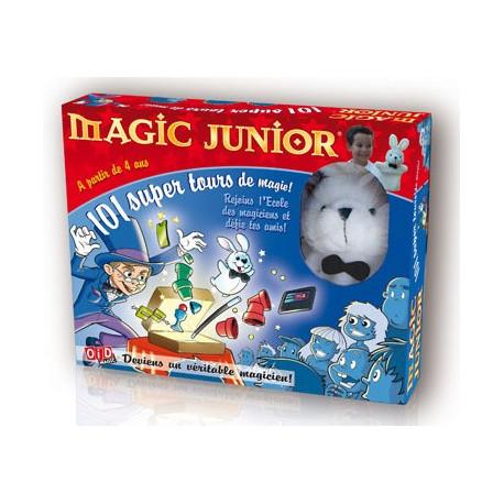Coffret Magic School Junior + Lapin