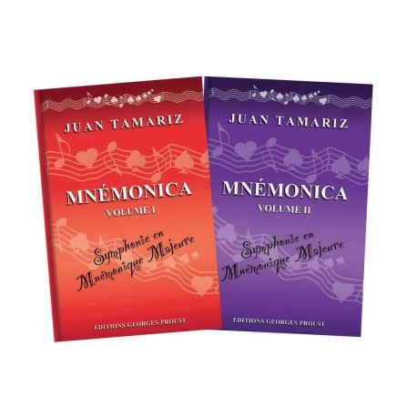Livres Mnémonica de Juan Tamariz