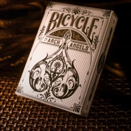 Bicycle Monarchs Silver