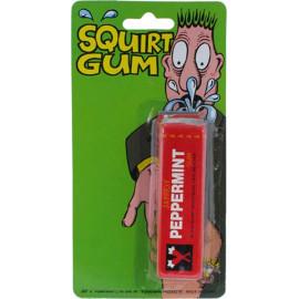 Chewing gum lance eau