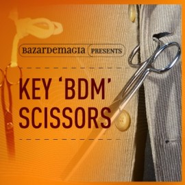 Key BDM Scissors de Bazar de Magia