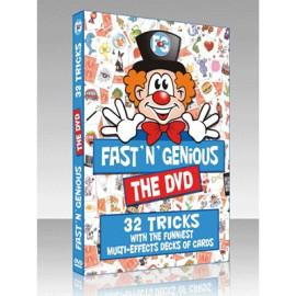 DVD Fast 'N' Genious