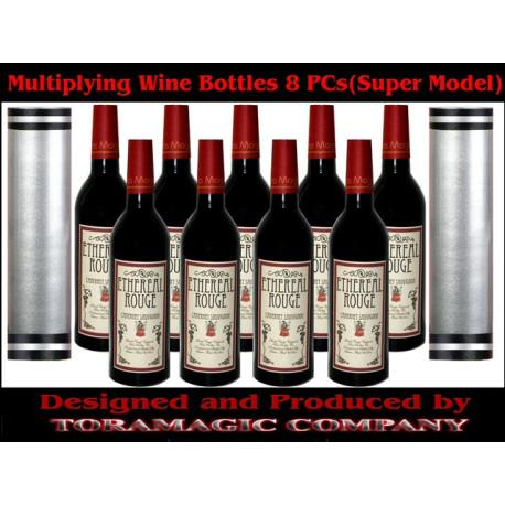 Multiplication de Bouteilles de vin