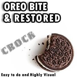 Oreo Bite & Restored