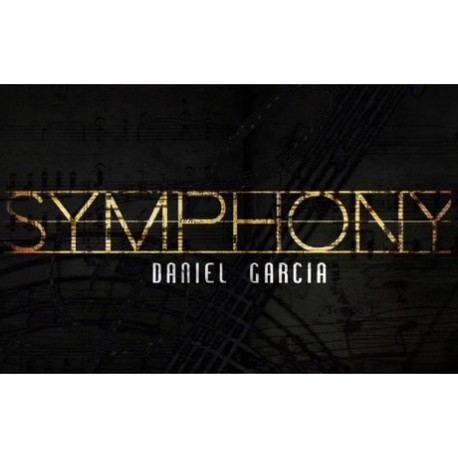 DVD Symphony de Daniel Garcia