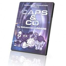 DVD Caps & Co de Sébastien Limare