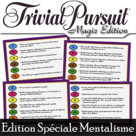 Trivial Pursuit Magic Editions