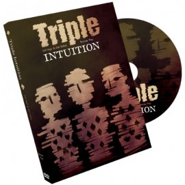 DVD Triple Intuition Dani da Ortiz