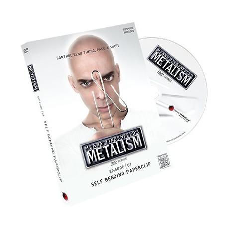 DVD Self bending paperclip de Menny Lindenfeld
