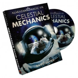 DVD Celestial Mechanics Alakazam
