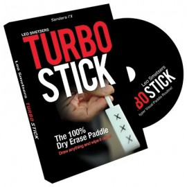 DVD Turbo Stick de Richard Sanders