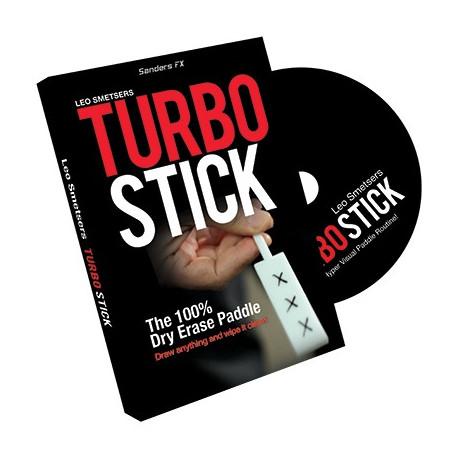 DVD Turbo Stick de Richard Sanders