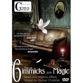 DVD Six (Gimmicks inclus)