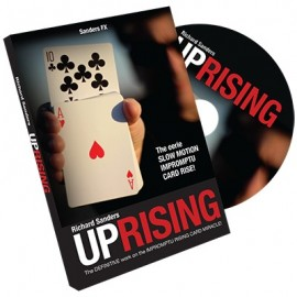 DVD Uprising de Richard Sanders